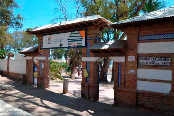 Banos-del-Carmen-Entrance