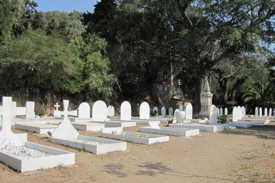 Cementerio Ingles Malaga 2