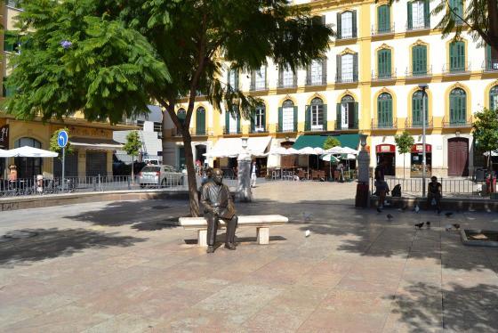 Plazas de malaga 2