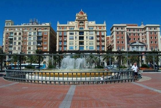Plazas de malaga 3