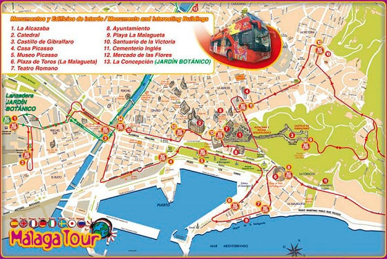 TourBus-Map