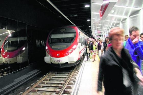 Malaga tren