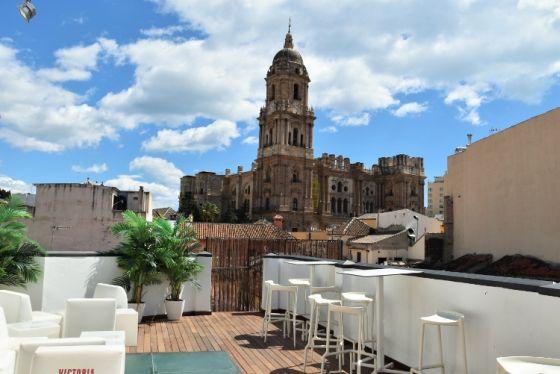 Las Mejores Terrazas De Málaga Solaga